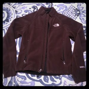 North Face Brown Windall Jacket